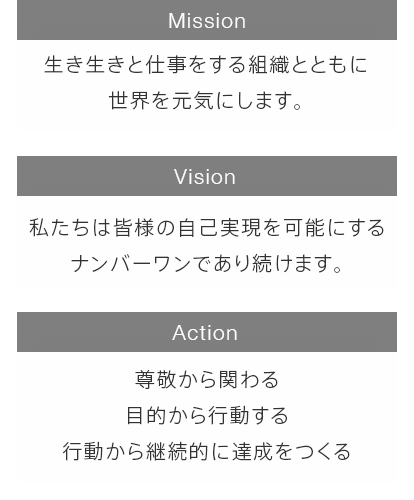 Mission Vision Action